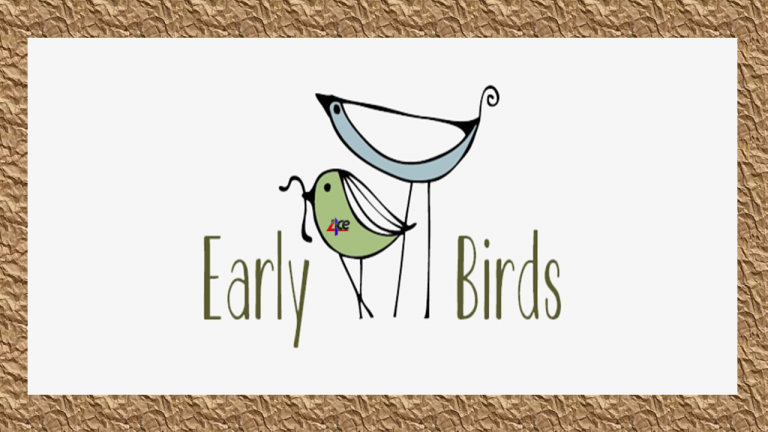 early bird discounts