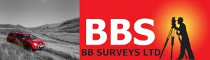 BB Surveys Truck Logo
